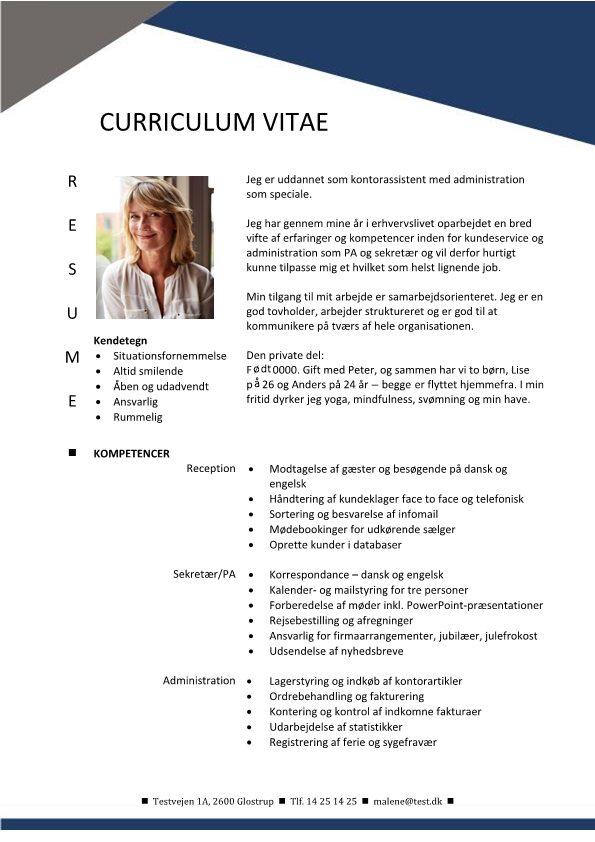 1 Hybrid_CV_med_resume_og_fagkompetencer_2_sider