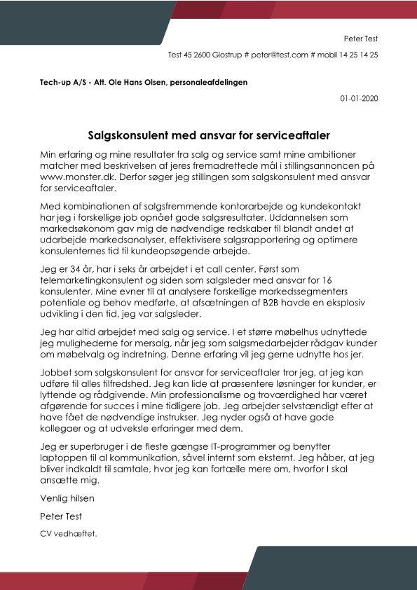 1 Salgskonsulent_serviceaftaler