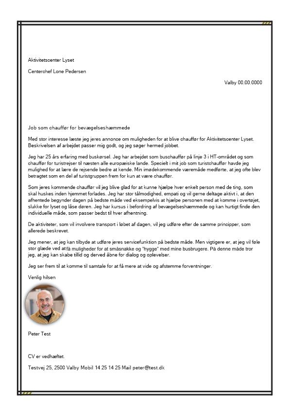Handel og service Arkiv - Skrivansøgning