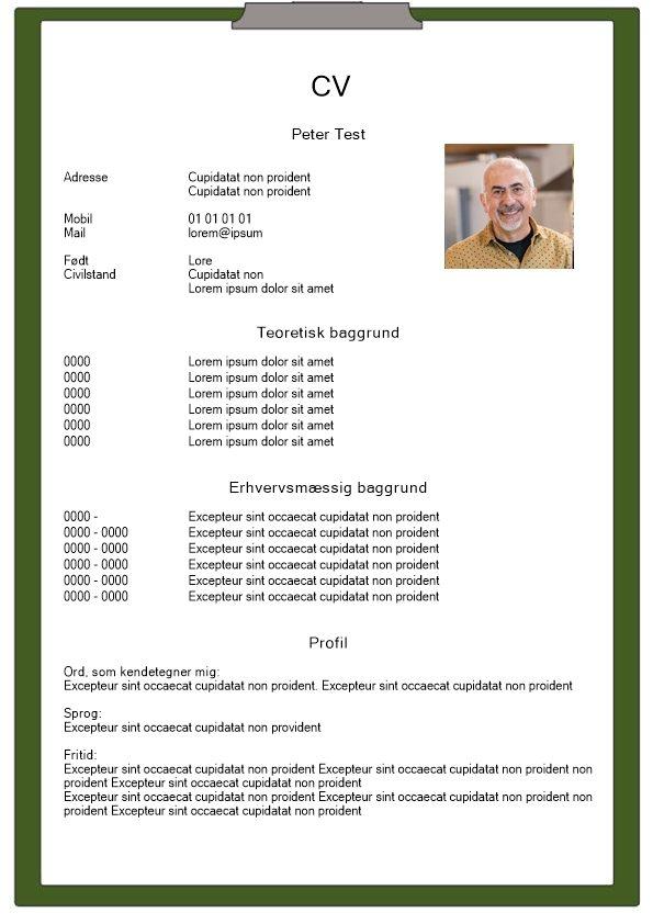 1 CV_kronologisk_med_billede - grøn