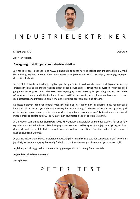 1 Industrielektriker