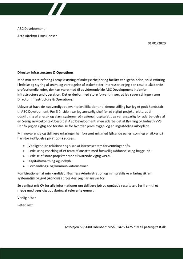 Direktør Infrastruktur og Operations